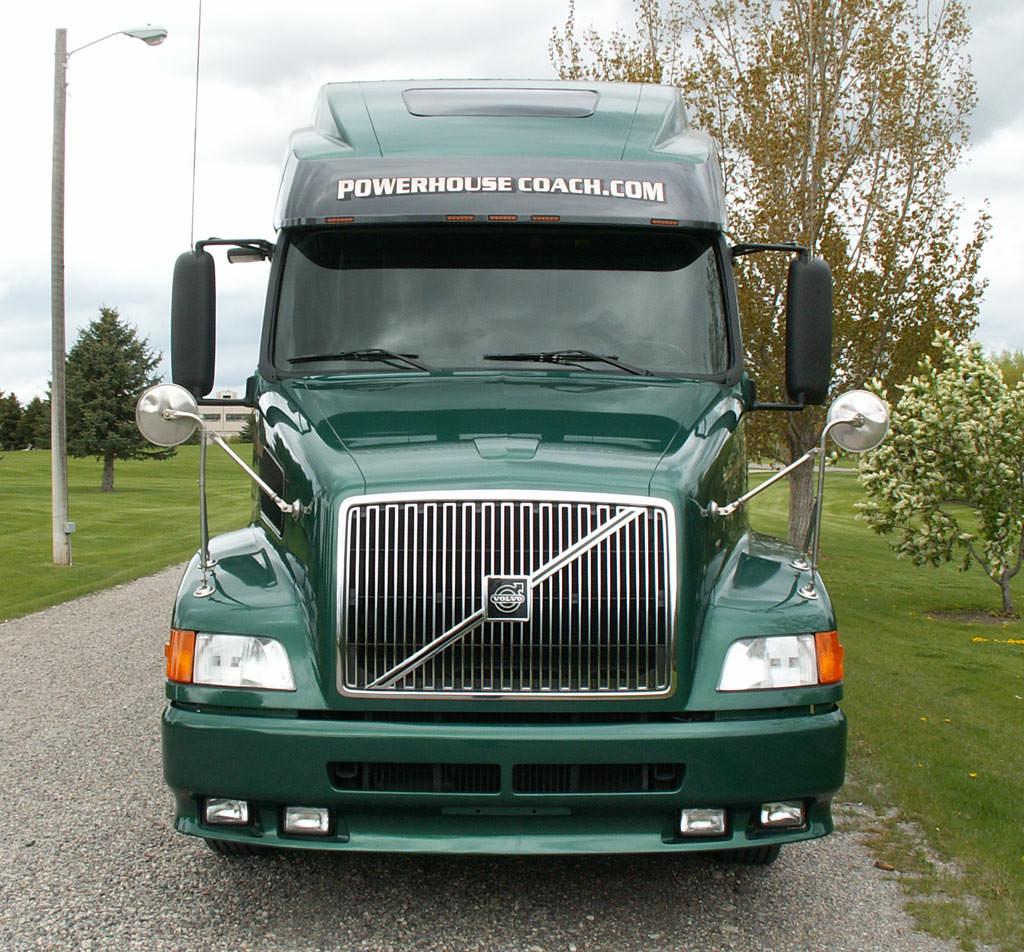 Luxury rv exterior - Luxury Coach Isx Cummins Very Quite And Good On Fuel