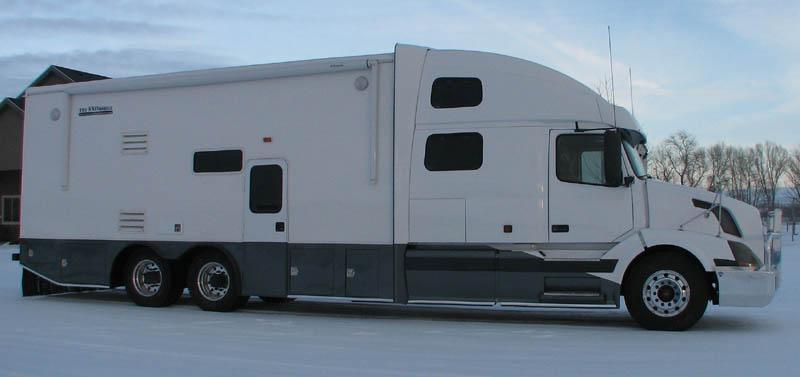 Luxury Motor Coaches By Powerhouse Coach