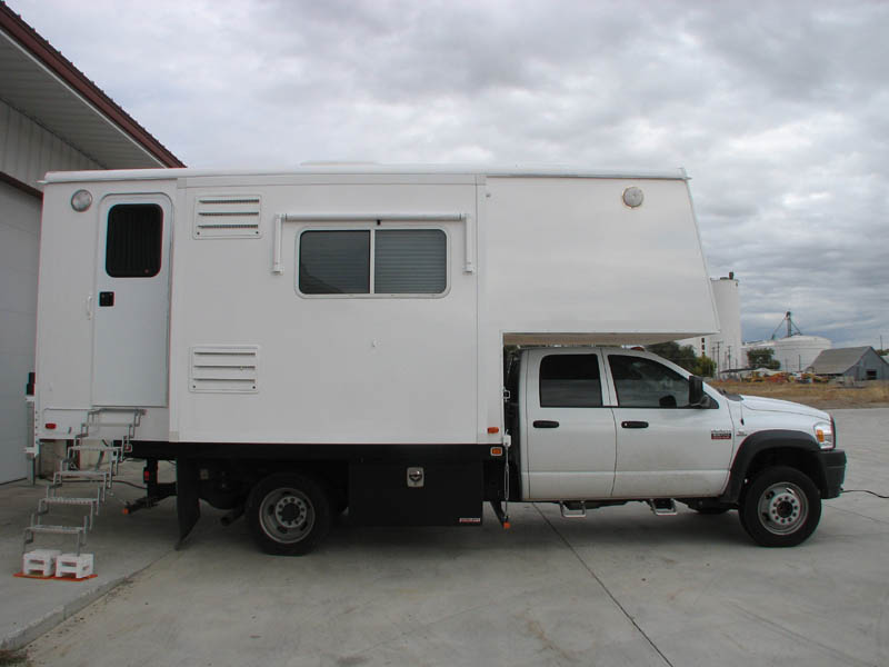 Flatbed With Slides Expedition Portal