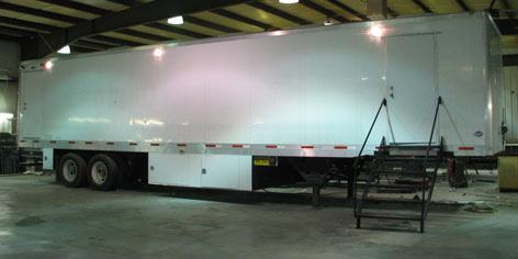 Semi Trailer Conversions